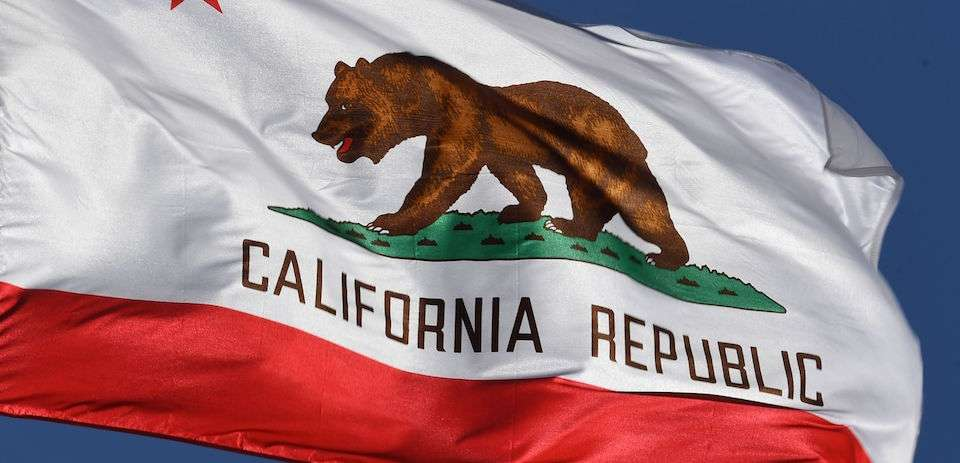 New California Declares Independence