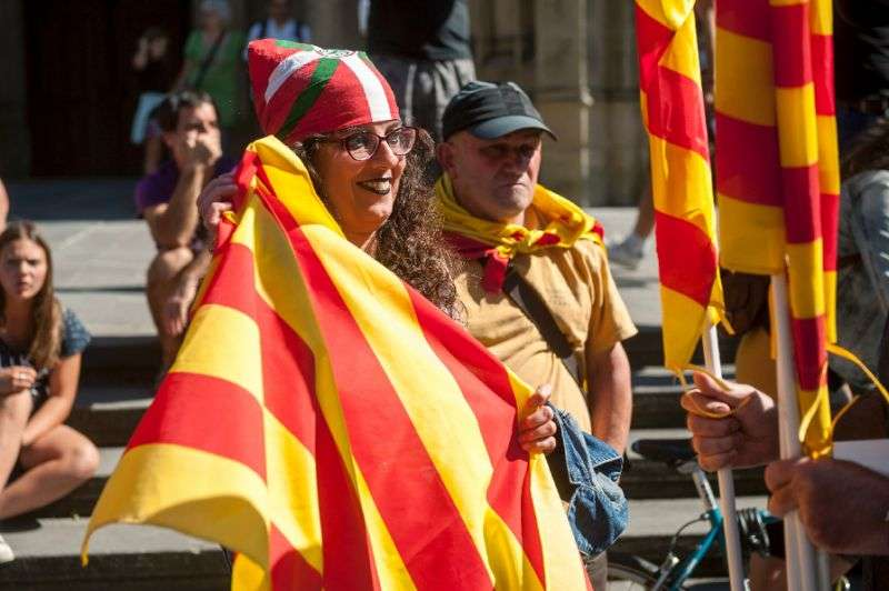 Catalans Make Case for Statehood With Response to Barcelona