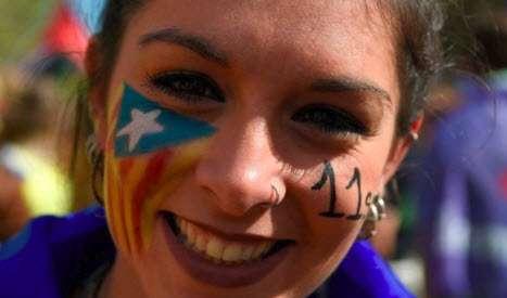 Catalan Independence Vote October 1