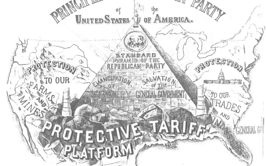 Did Tariffs Really Cause the American Civil War?