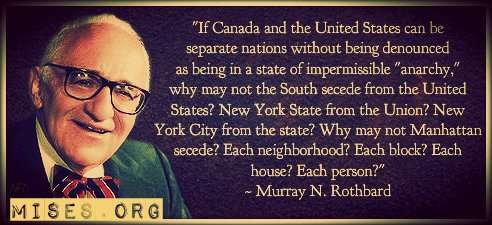 Rothbard on National Liberation