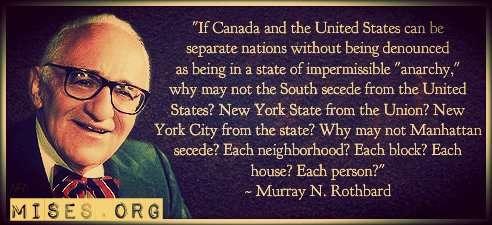 Rothbard on National Liberation
